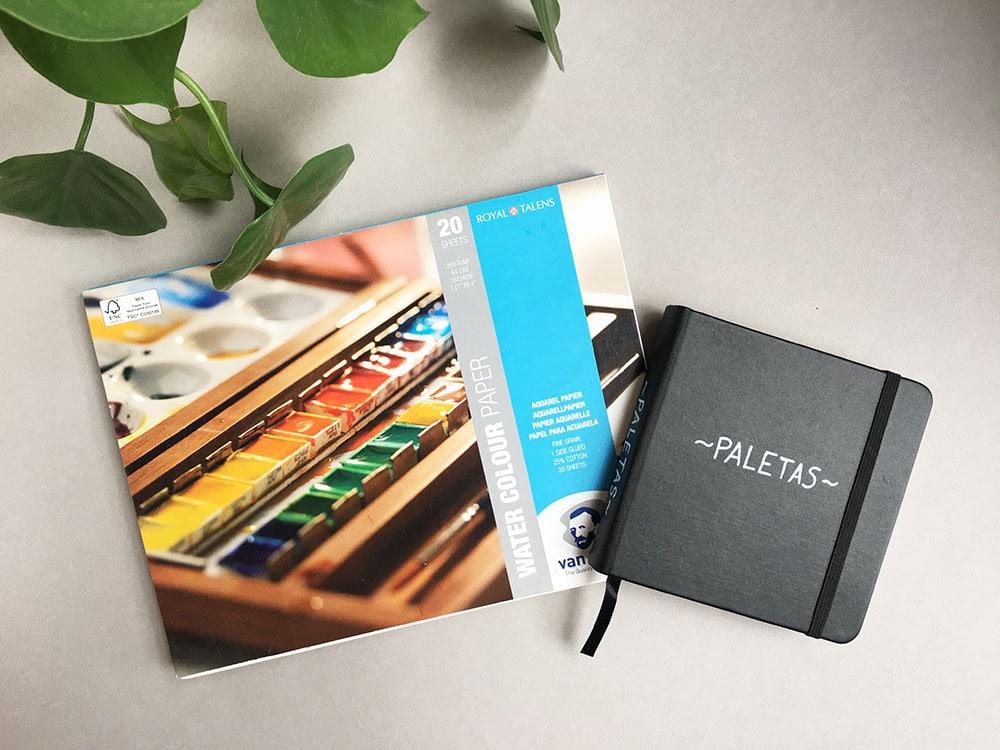 Cuadernos de dibujo, cuaderno de bocetos, cuaderno de artista,