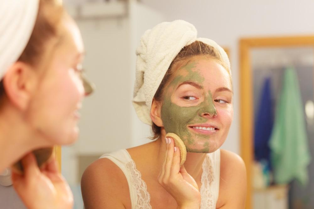 Egy kellemes arcpakolás is lehet relaxációs tevékenység