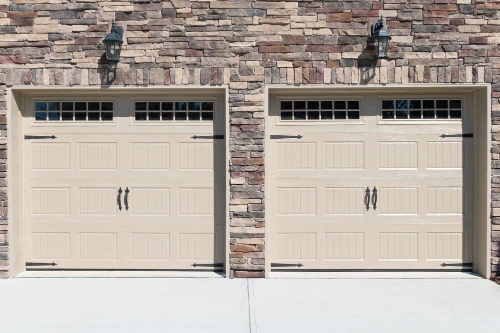 Examples of Garage Door Types and Styles