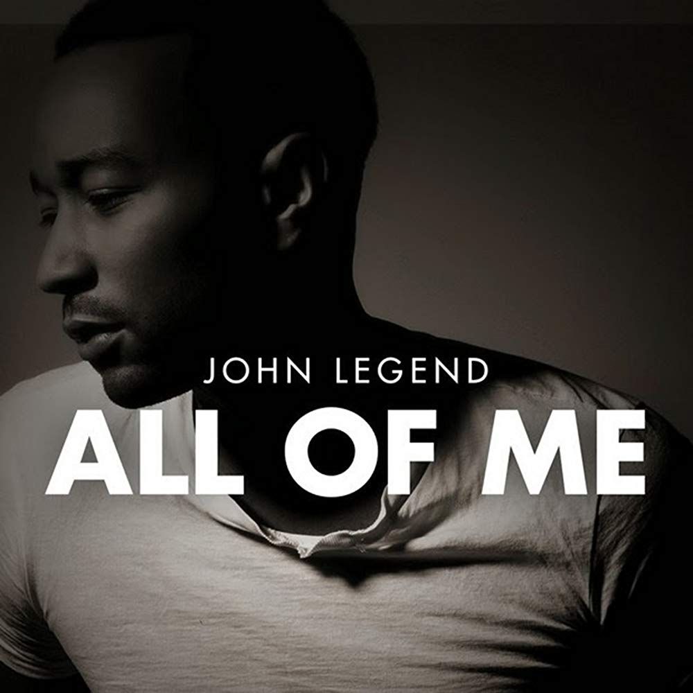 John Legend All of Me