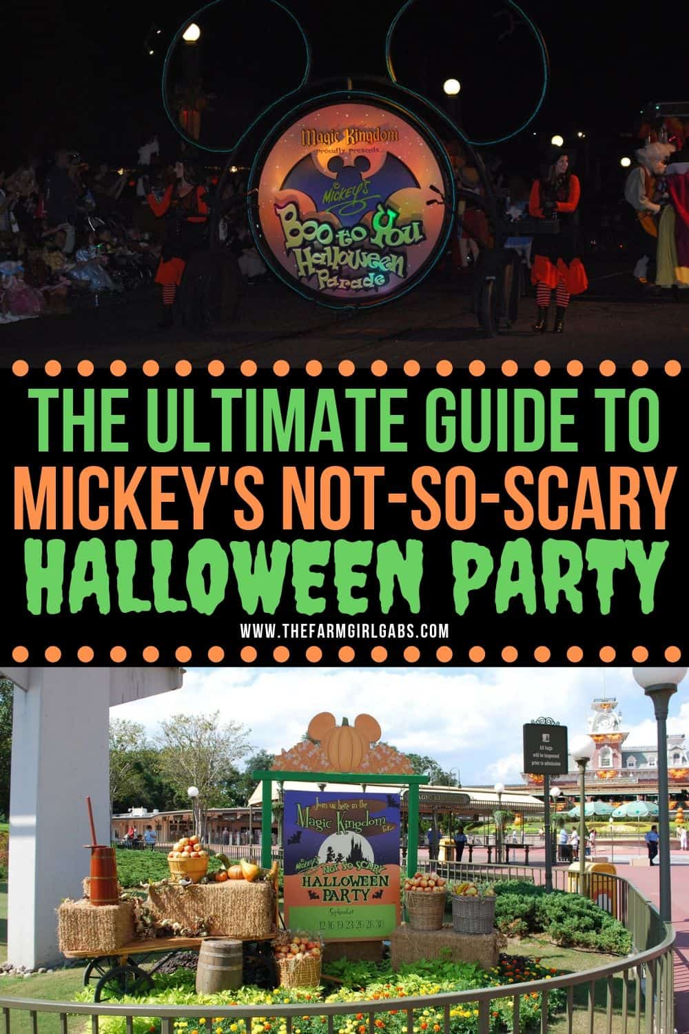 Halloween Disney 2019 Date.Spooktacular Tips For Mickey S Not So Scary Halloween Party