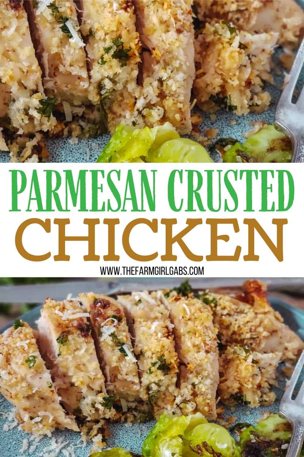 Tired of the same old chicken recipe for dinner? Mix things up with this easy and delicious Parmesan Dijon Chicken recipe for weeknight dinner.