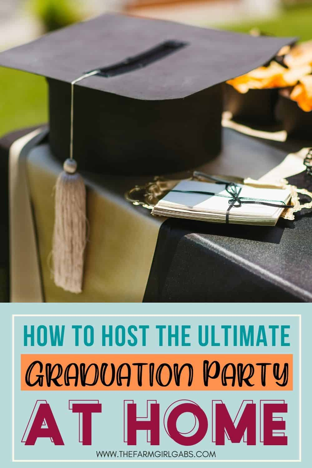 Planning a graduation party? Follow these tips and tricks for How To Throw A Graduation Party At Home without breaking the budget. These budget-friendly party tips will help you plan a memorable graduation party without breaking the bank.