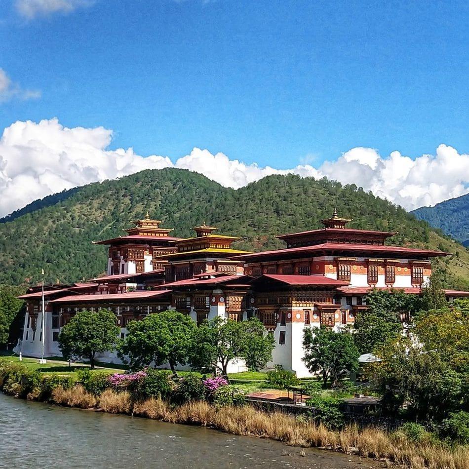 One of the highlights of Bhutan Punakh Dzong - Is it Worth Visiting Bhutan