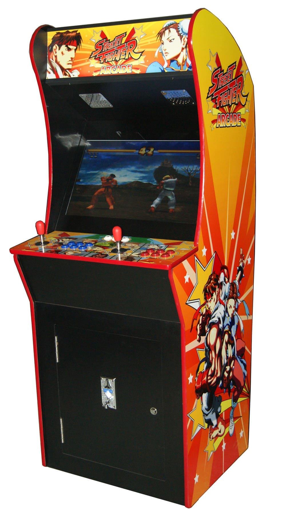 Buy Street Fighter 4 Arcade Machine