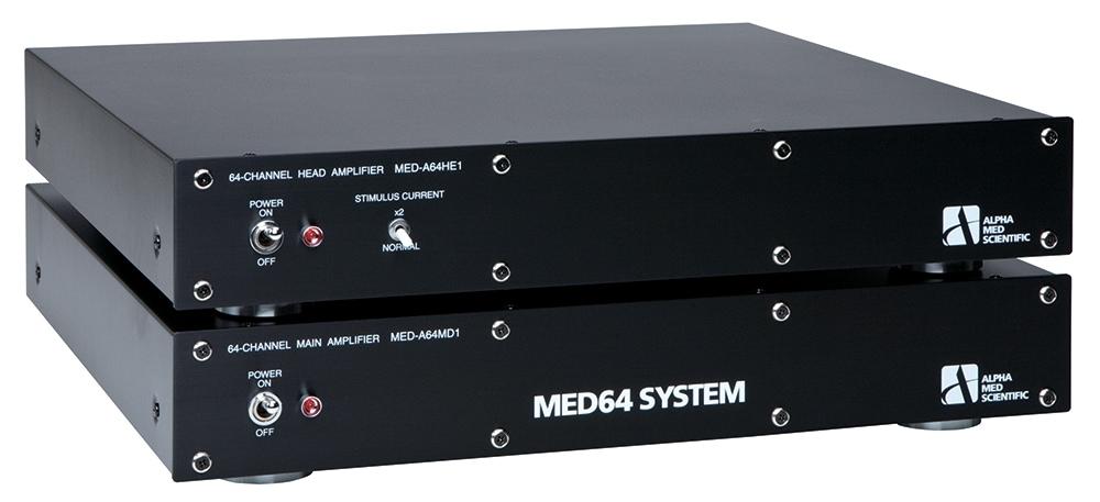 MED64 Amplifier