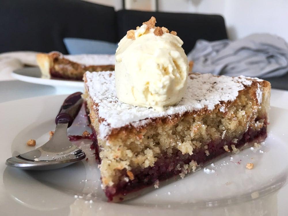 tartas rápidas tartas frutos secos tartas fáciles tartas con hojaldre tarta de almendras tarta con mermelada recetas postres fáciles recetas delikatissen hojaldre con almendra y mermelada