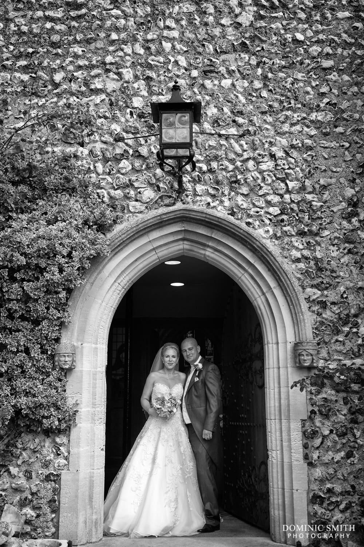 Wedding of Hayley and Jamie St Margarets Church