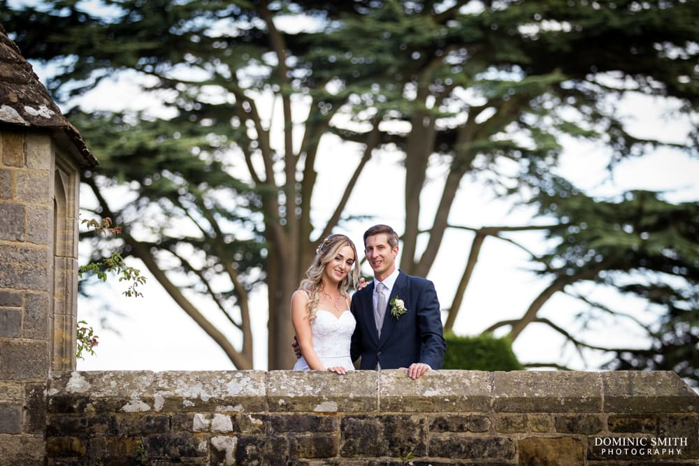 Wedding photo taken at Nymans