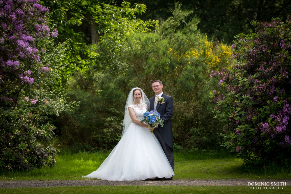Couple photo at Cottesmore Hotel Golf and Country Club