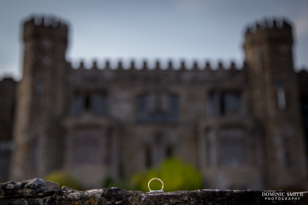 Ring photo taken at Wadhurst Castle