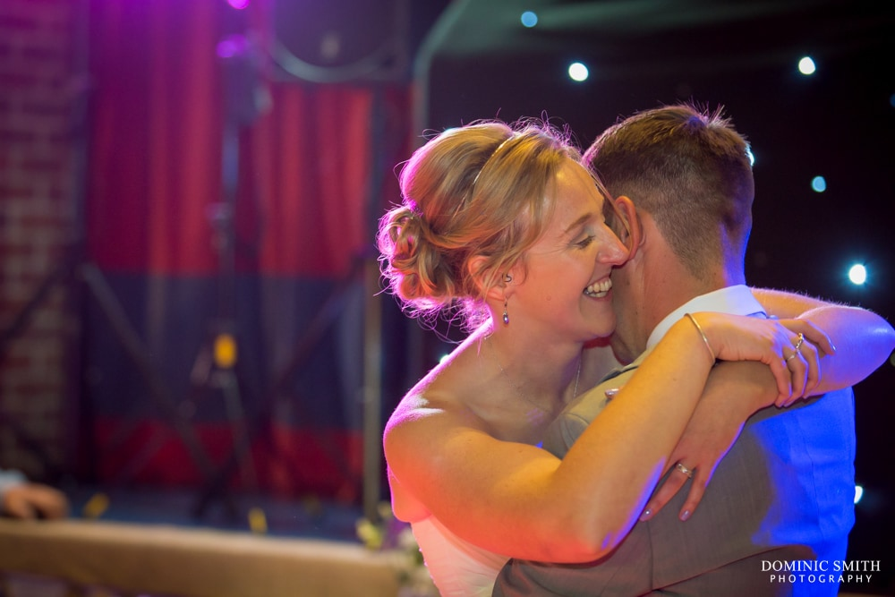 First Dance at Scaynes Hill Millennium Centre