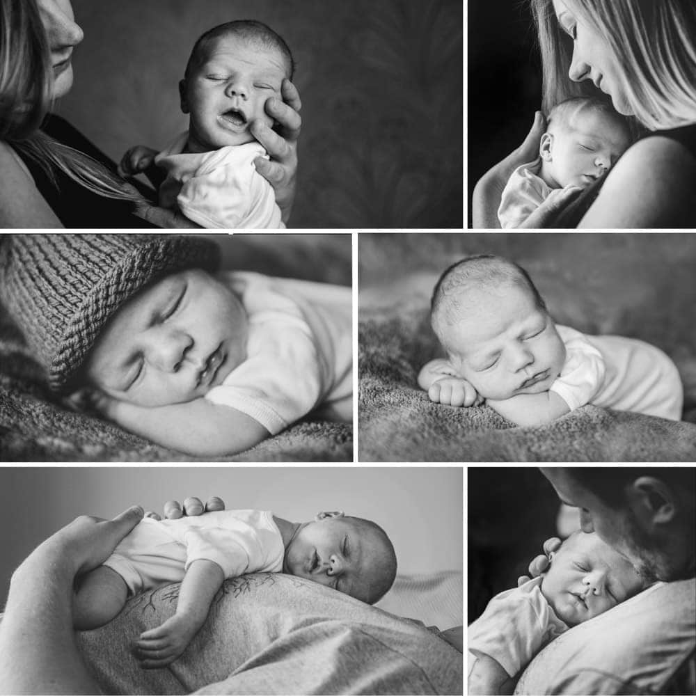 Newborn Baby Photo Sessions Manchester