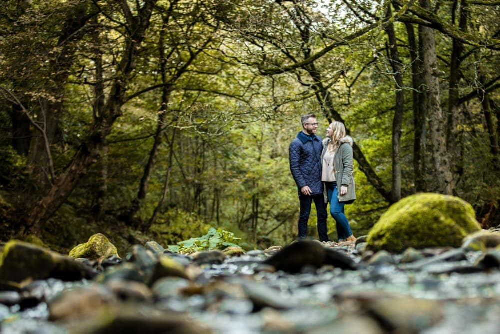 Jumbles Country Park Engagement