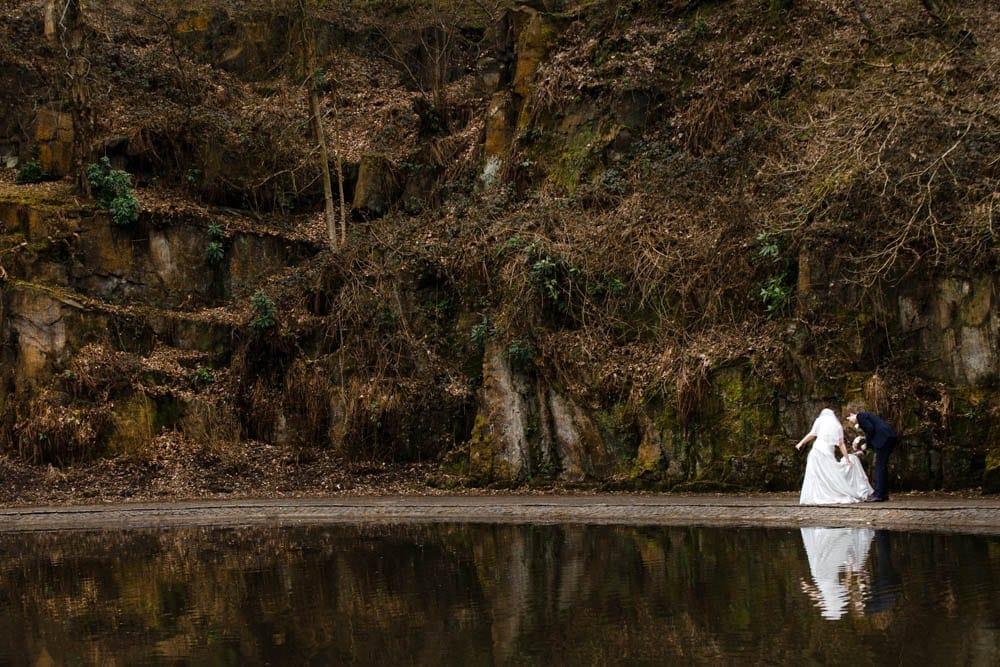 Documentary wedding photography manchester