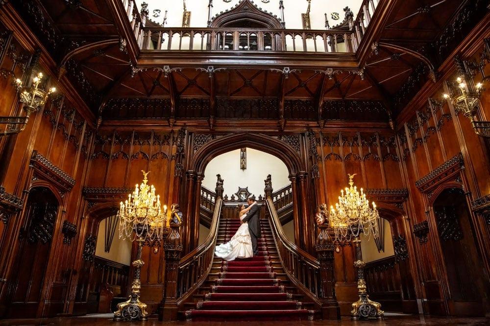 Allerton Castle Weddings