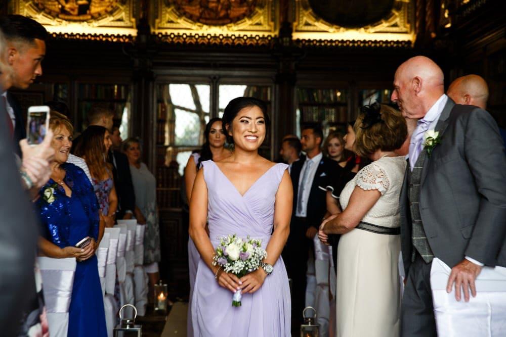 Crewe Hall Wedding
