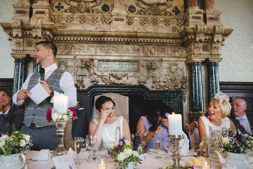 Crewe Hall Wedding Photographers