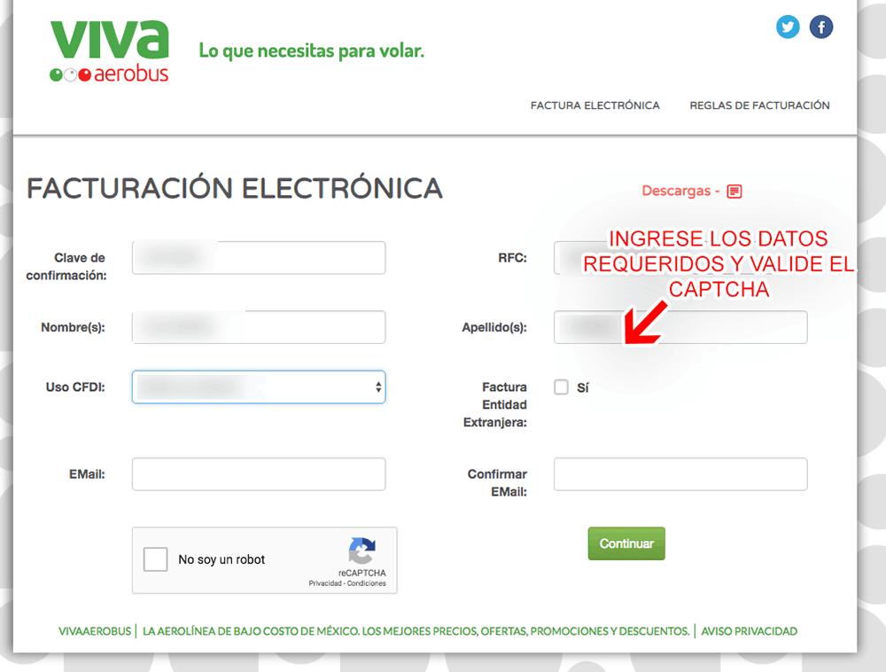 VIVA AEROBUS 0918 FACTURACION 0