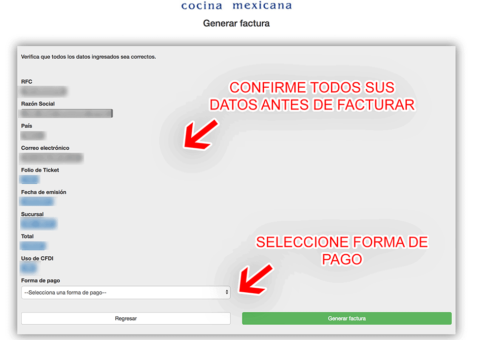 EL BAJIO FACTURACION 6