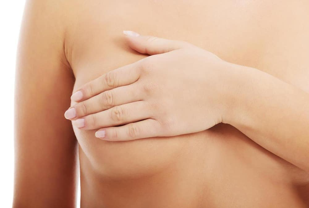 Beat gravity with breast augmentation