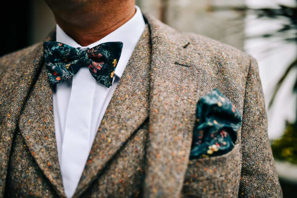 Quirky groom accessories