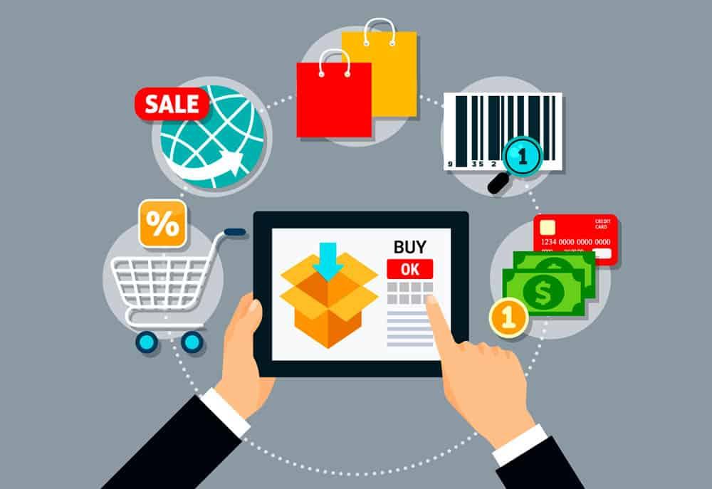 Los tipos de ecommerce dependen del producto, plataforma o participantes