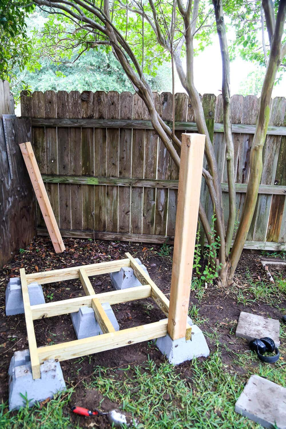 Cheap DIY playhouse