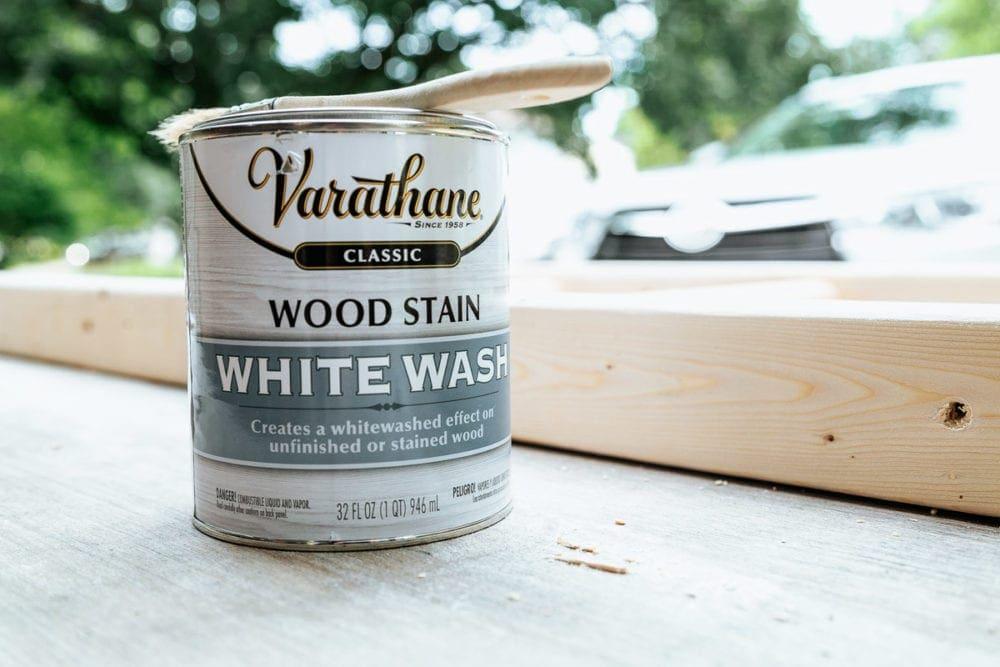 varathane white wash stain