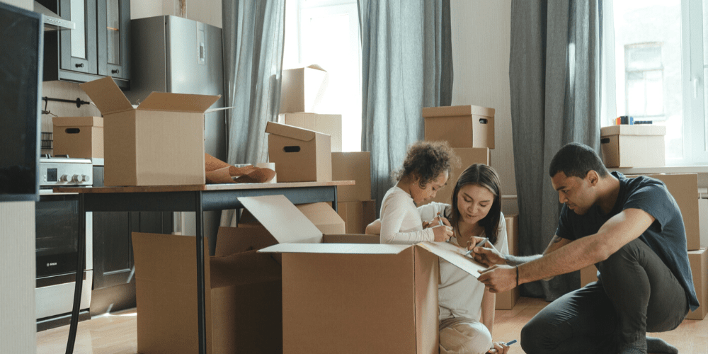 Why Hire Professional Organizers to Unpack Your New Home?