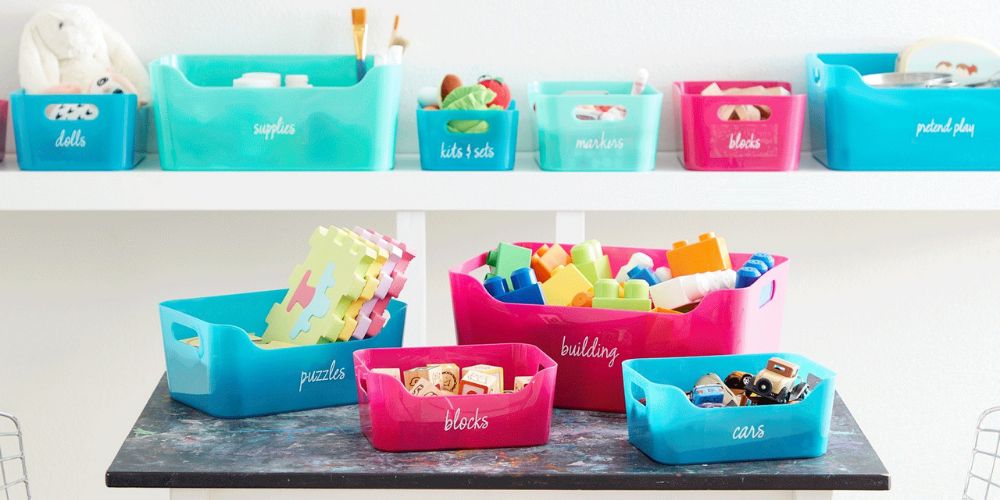 Our Favorite Budget-Friendly Home Organizing Products