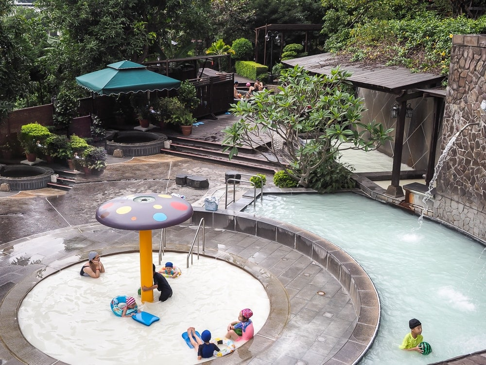 Spring City Resort Beitou Hot Spring Resort