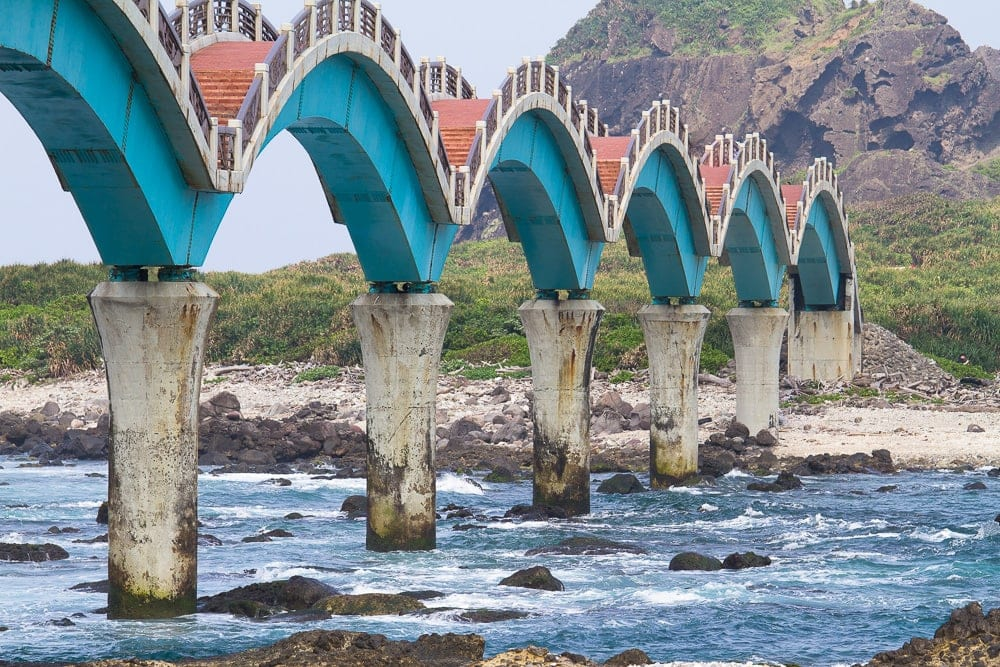 Platform of the Three Immortals (Sanxiantai), Taitung
