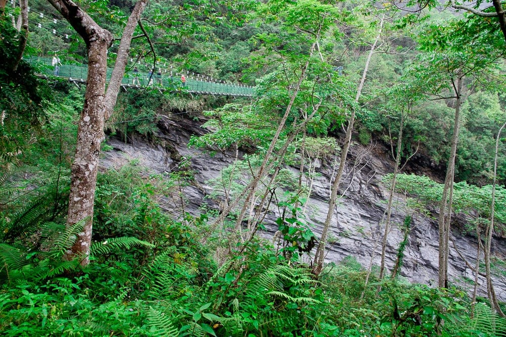 Walami Trail, Taiwan