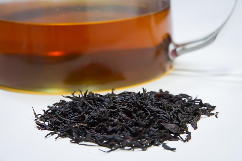 Brewed Ruby Red Tea
