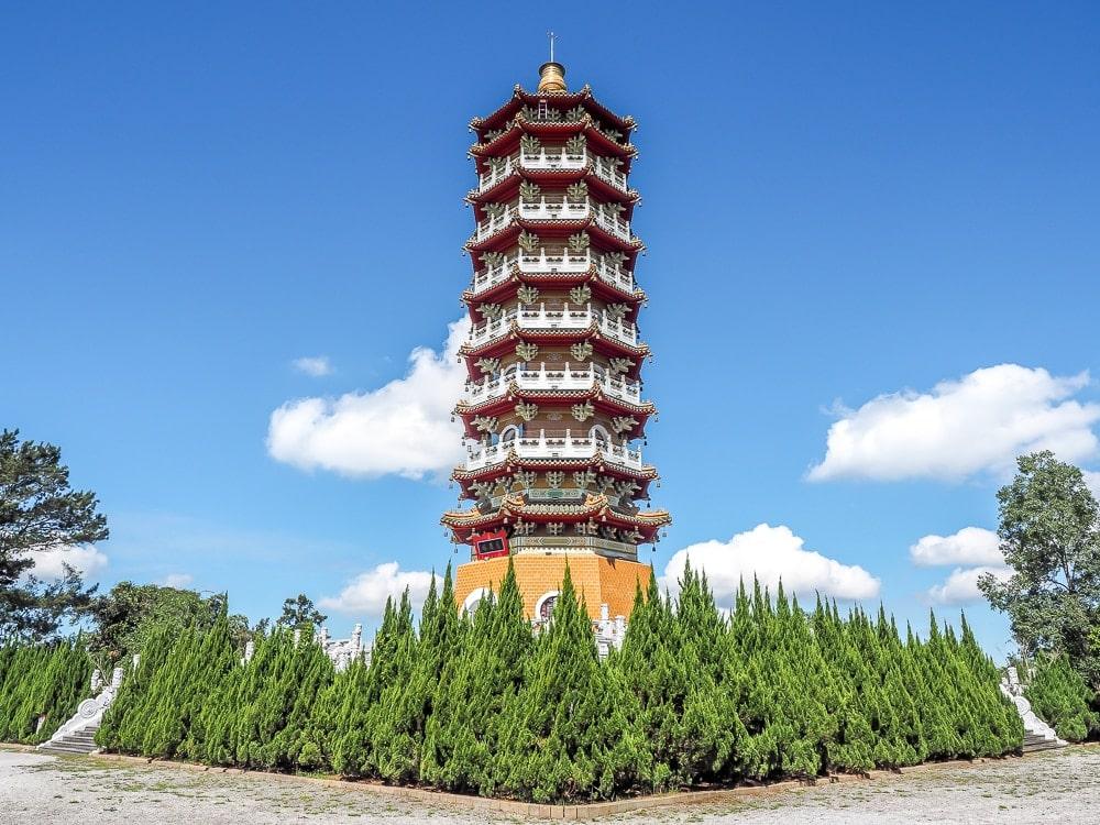 Ci En Pagoda, Sun Moon Lake