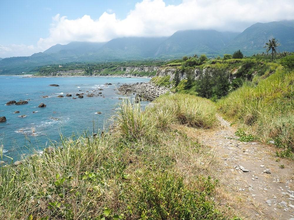 Dulan Cape, Taitung