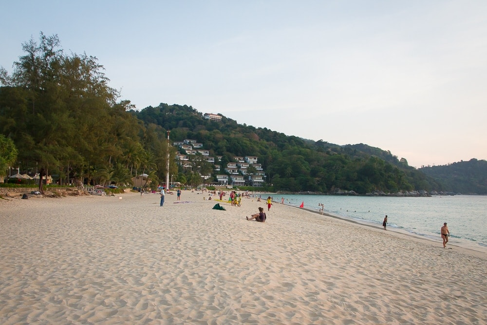 Kata Noi, a great Phuket family beach
