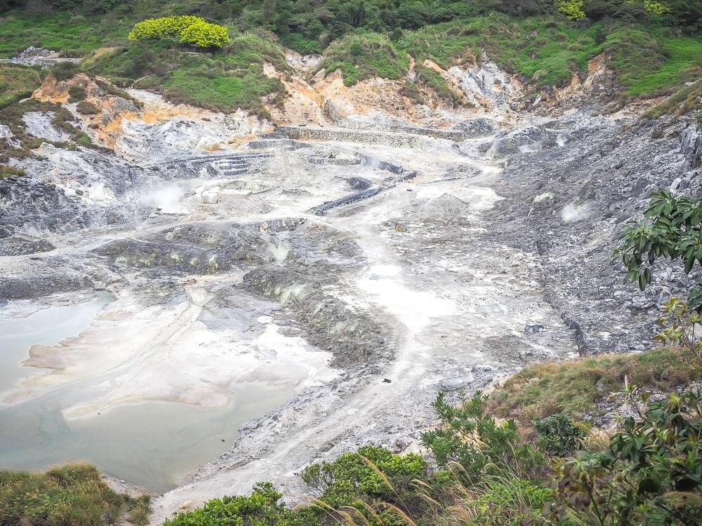 Beitou hot spring source