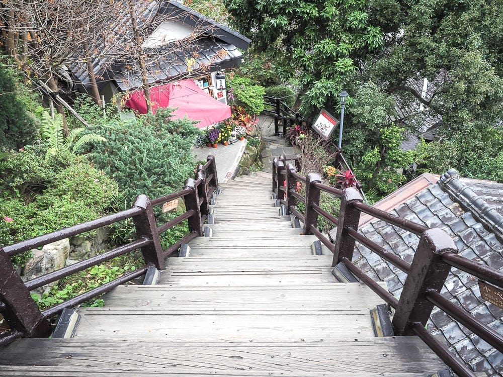 Marshall Zen Garden, one of the best things to do in Beitou