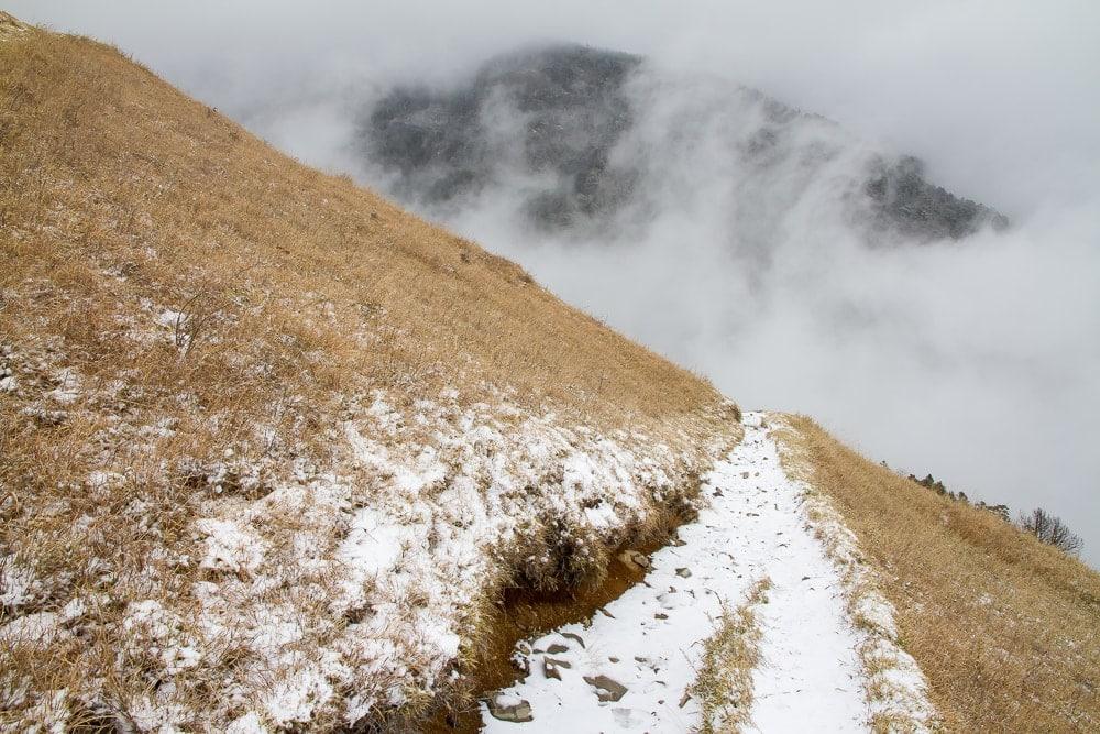 Snow Mountain (Xueshan) Taiwan
