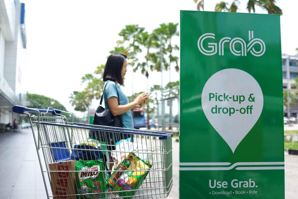 Grab ride-hailing malaysia