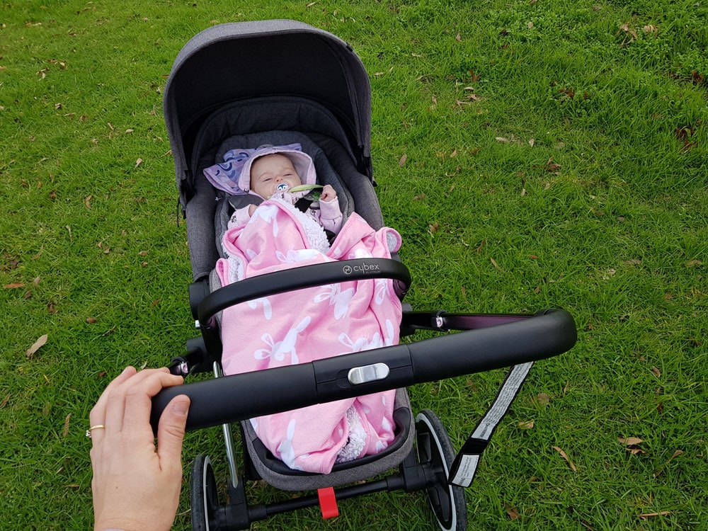 Photo of Cybex Priam With Lux Seat Pram Review