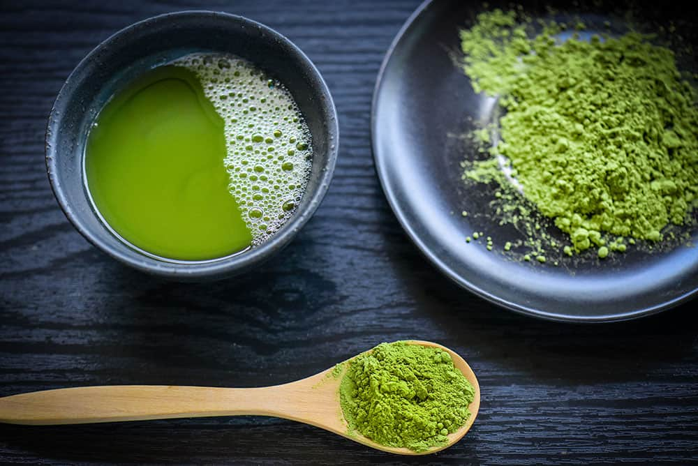 Matcha Tea Superfoods