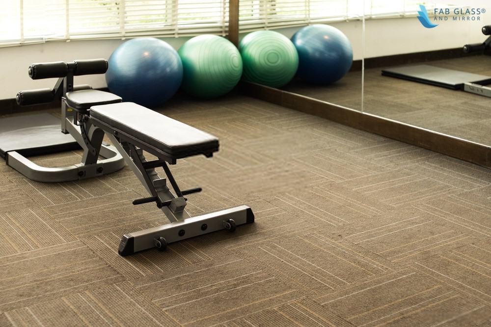 home gym adjustable bench