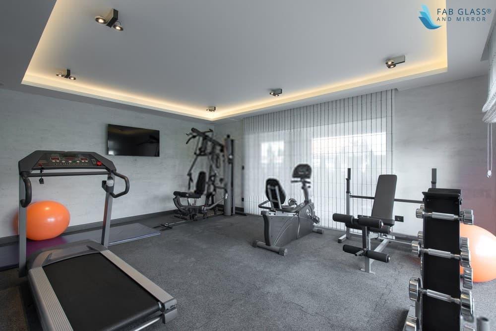 home gym flooring