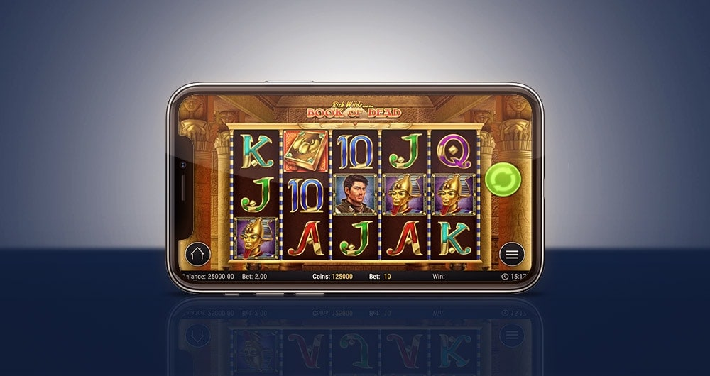 Mobile Casino Games - ScattersCasino.com