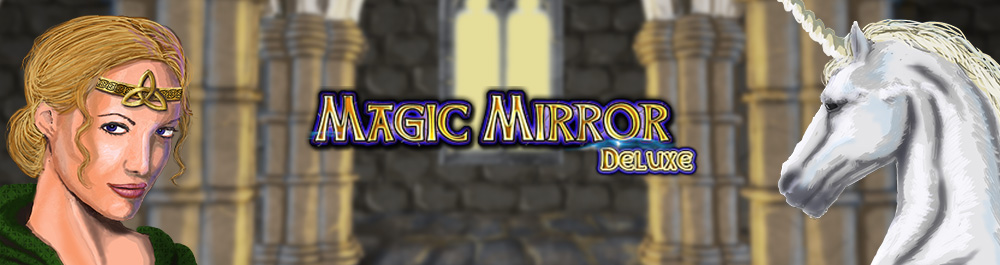 magic mirror deluxe banner video slot merkur