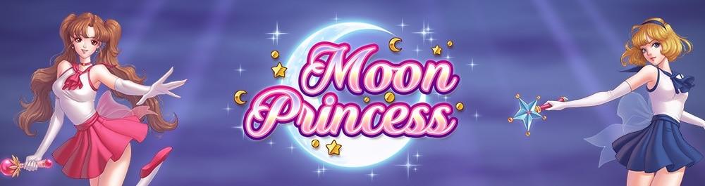 moon princess banner video slot playnGo