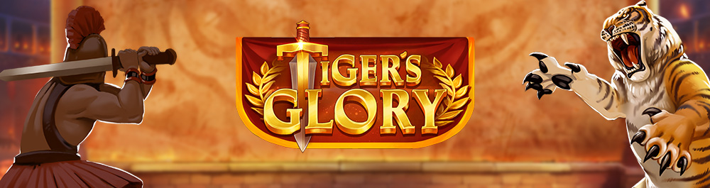 tiger's glory banner video slot Quickspin